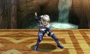 Burla lateral Sheik SSB4 (3DS)