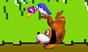 Burla superior Duck Hunt SSB4 (3DS)