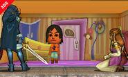 Escenario de Tomodachi Life SSB4 (3DS) (2)