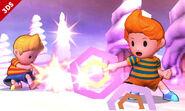 Lucas en Magicant SSB4 (3DS)