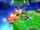 Mario usando la Barrera de fuego (1) SSB4 (Wii U).png