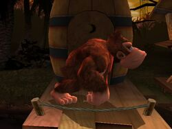 Pose de espera Donkey Kong SSBB (2)