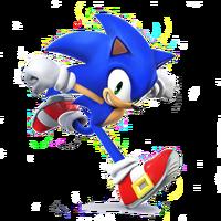 Sonic SSB4 HD