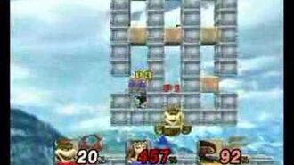 Super Smash Bros Brawl Bowser Glitch