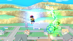 Tempestad PSI (1) SSB4 (Wii U)