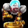 Trofeo de Coronel Plúmez SSB4 (Wii U)