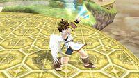 Ataque normal (3) Pit SSB4 Wii U