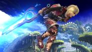Créditos Modo Senda del guerrero Shulk SSB4 (Wii U)