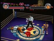 Ring de boxeo Punch-Out!!