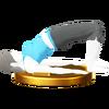 Trofeo de El puente SSB4 (Wii U)