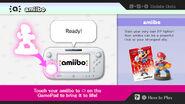 Activacion del amiibo SSB4 (Wii U) (1)