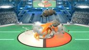 Golpe roca SSB4 (2) (Wii U)