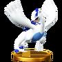 Trofeo de Lugia SSB4 (Wii U)