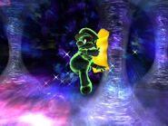 Clon Subespacial Mario SSBB