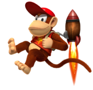 Diddy Kong Returns