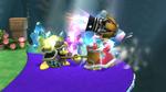 Martillo peligroso SSB4 (Wii U)
