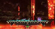 Norfair (Versión Omega) SSB4 (Wii U)