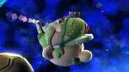 Astronave Mario SSB4 (Wii U)