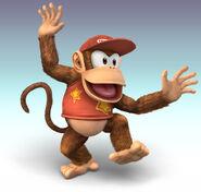 Diddy Kong SSBB