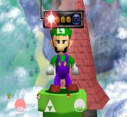 Entrada Luigi SSB