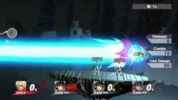 Infinite Daybreak Cannon Glitch (Super Smash Bros