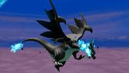 Mega-Charizard X SSB4 (Wii U)