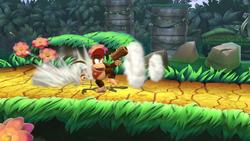 Cacahuetola explosiva (1) SSB4 (Wii U)