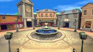 Fuente de Ciudad Smash SSB4 (Wii U)