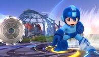Movimiento de Mega Man (1) SSB4 (Wii U)