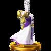 Trofeo de Zelda (alt.) SSB4 (Wii U)