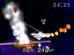 Master Hand Cohete (4) SSB
