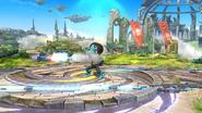 Misil (Tirador Mii) (2) SSB4 (Wii U)