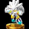 Trofeo de Silver SSB4 (Wii U)