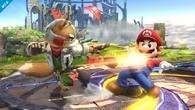 Ataque rápido de Fox Wii U SSB4
