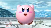 Burla hacia abajo de Kirby SSBB