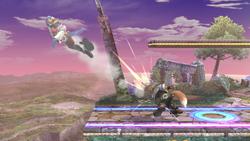 Fox Lanzamiento hacia adelante-SSBB