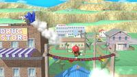 Lanzamiento hacia adelante Ness (2) SSB4 (Wii U)