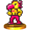 Trofeo de Flying Man SSB4 (3DS)