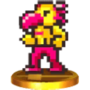 Trofeo de Flying Man SSB4 (3DS)