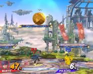 Bola de fiesta SSB4 SSB4 (Wii U)