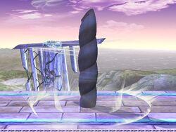Burla superior Meta Knight SSBB