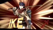Pose de victoria de Ike (3-3) SSB4 (Wii U)