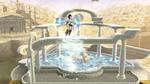Salto eólico SSB4 (Wii U)