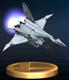 Trofeo de Great Fox (Assault) SSBB