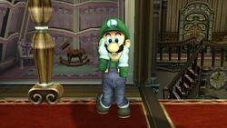 Burla hacia arriba Luigi SSBB (5)