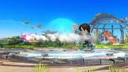 Misil (Tirador Mii) (1) SSB4 (Wii U)