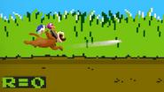 Tiro al plato (1) SSB4 (Wii U)
