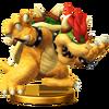 Trofeo de Bowser SSB4 (Wii U)