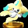 Trofeo de Jirachi SSB4 (Wii U)