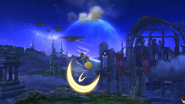 Furia implacable (4) SSB4 (Wii U)
